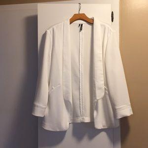 Lightweight blazer/jacket